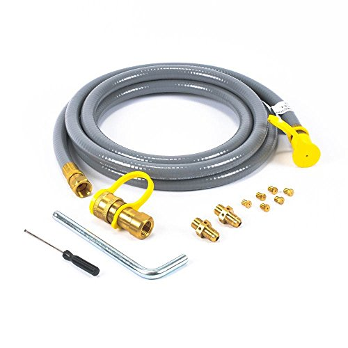 Weber Grill Propane To Natural Gas Conversion Kit
